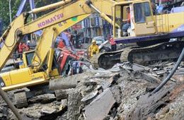 Thêm một vụ nổ khí đốt gây thương vong ở Đài Loan