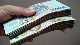 Trả tiền hối lộ chánh án cho gia đình bị cáo
