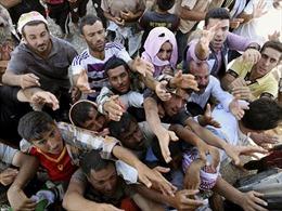 LHQ triển khai chiến dịch cầu không vận nhân đạo tới Iraq