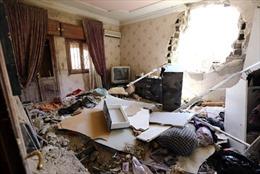 Tunisia, Ai Cập đóng cửa không phận với Libya
