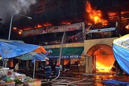 Dập tắt kịp thời vụ cháy tiệm may ở trung tâm Đà Lạt