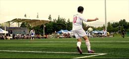 Sôi động Giải bóng đá lao động Việt Nam tại Hàn Quốc