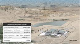 Mỹ, Nhật xây nhà máy pin lớn nhất thế giới