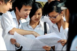 Giữ mô hình tổ chức nghiêm túc kỳ thi tuyển sinh đại học
