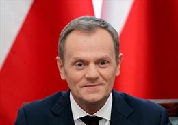 Thủ tướng Ba Lan từ chức để đảm nhận vị trí Chủ tịch EC
