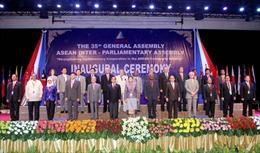 Khai mạc Đại hội đồng Liên Nghị viện ASEAN lần thứ 35