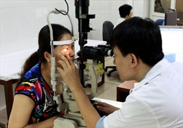 Dịch đau mắt đỏ lây lan trên diện rộng
