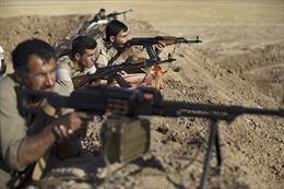 Đức bắt đầu đào tạo chiến binh người Kurd ở Iraq