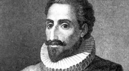 Văn hào Cervantes bất tử cùng Don Quixote