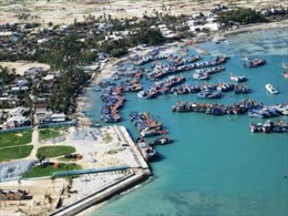 Nhiều ý kiến khác nhau về dự án hơn 1.700 tỷ đồng lấn biển ở Lý Sơn