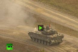 Mỹ-Hàn tập trận đạn thật gần biên giới Triều Tiên