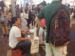 'Chợ cóc' iPhone 6 ở Hong Kong
