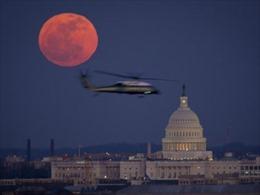 """Chiều tối nay sẽ xảy ra hiện tượng """"Mặt trăng máu"""""""