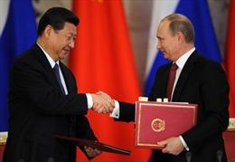 Nga-Trung ký kết 50 văn kiện hợp tác