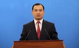 Kiên quyết phản đối hành động phi pháp của Trung Quốc trên đảo Phú Lâm