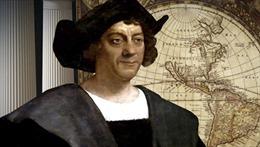 Christopher Columbus và hành trình tới Châu Mỹ
