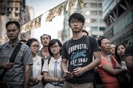 Thủ lĩnh sinh viên Hong Kong tuyên bố quyết 'Chiếm Trung tâm'