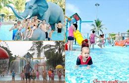 Công viên nước Hồ Tây mở cửa miễn phí tri ân khách hàng