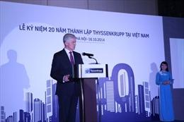 ThyssenKrupp và hành trình 20 nămtại Việt Nam