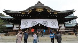 Hàn, Trung phản đối nghị sĩ Nhật viếng đền Yasukuni