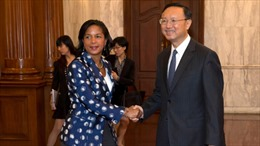 Trung-Mỹ tái cam kết xây dựng quan hệ nước lớn kiểu mới