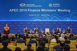 Khai mạc Hội nghị Bộ trưởng Tài chính APEC