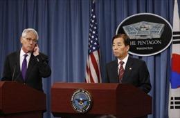 Mỹ - Hàn lùi chuyển giao quyền chỉ huy thời chiến