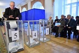 Thủ tướng Ukraine: Quốc hội mới có thể bị lật đổ