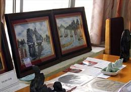 """Trao giải cuộc thi """"Sáng tác sản phẩm lưu niệm về vịnh Hạ Long"""""""
