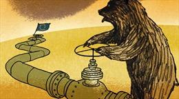 Nga sẽ không dùng 'vũ khí năng lượng' để trả đũa phương Tây