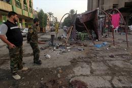 Đánh bom xe tại Baghdad, gần 50 người thương vong