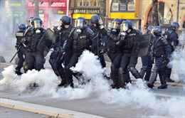 Pháp: Đụng độ dữ dội sau vụ một người biểu tình thiệt mạng