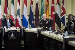Mỹ họp với các đối tác liên minh đối phó với IS
