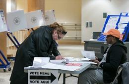 Bầu cử giữa nhiệm kỳ xẻ đôi  chính trường Mỹ