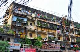 Hà Nội kiến nghị tháo gỡ khó khăn trong cải tạo chung cư cũ