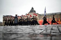 Nga, Belarus kỷ niệm Cách mạng tháng Mười
