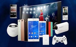 Trải nghiệm công nghệ đỉnh cao tại Sony Show 2014