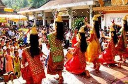 Ngày hội Văn hóa, thể thao và du lịch dân tộc Khmer tỉnh Kiên Giang