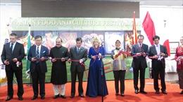 Việt Nam tham gia Festival Văn hóa-Ẩm thực châu Á