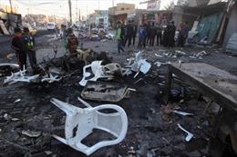 Syria không kích IS, hơn 120 người thương vong