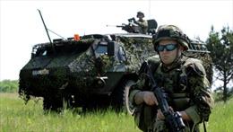 Moskva: NATO tập trận ở Estonia nhằm chống lại Nga