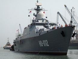 Hải quân Việt Nam thăm 3 láng giềng ASEAN