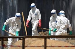 Congo tuyên bố hết dịch Ebola
