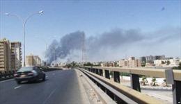 Libya đóng cửa sân bay chính ở Tripoli