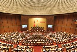 Thông cáo số 20, Kỳ họp thứ 8, Quốc hội khóa XIII