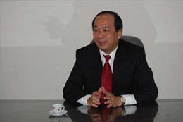 Ông Mai Tiến Dũng giữ chức Bí thư Tỉnh ủy Hà Nam