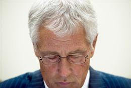 Tin liên quan đến quyết định từ chức của ông Chuck Hagel