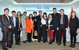 Đại hội đại biểu Hội người Việt tại Hàn Quốc