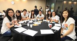 Đột phá trong phong trào sinh viên Việt Nam tại Anh