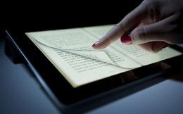Sách in hơn sách điện tử ở 'linh hồn'